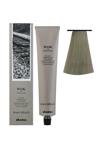 Davines Davines Mask Vibrachrom Saç Boyası 10,01 Dogal Küllü Ekstra Açık Kumral 100 Ml Renksiz